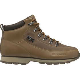 Helly Hansen The Forester Schuhe Damen bone brown/walnut/hh khaki
